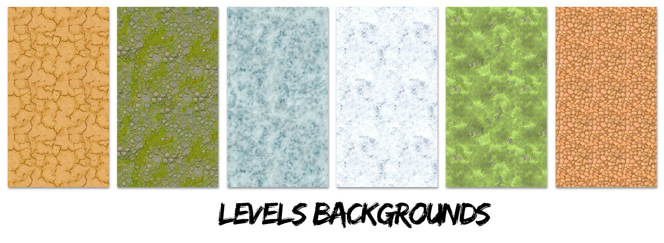 Levels Backgrounds